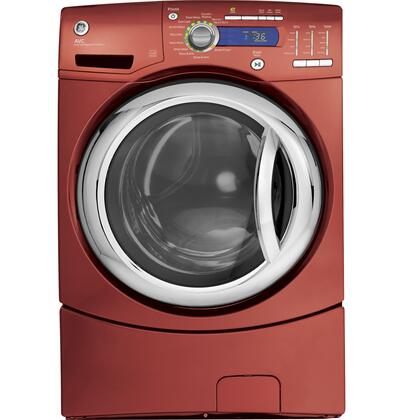 GE GFWH2405LMV  Front Load Washer