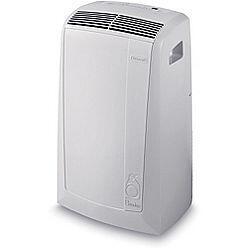 DeLonghi PACN100E Portable Air Conditioner Cooling Area,