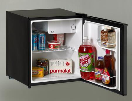 Avanti RM1731B Freestanding Refrigerator