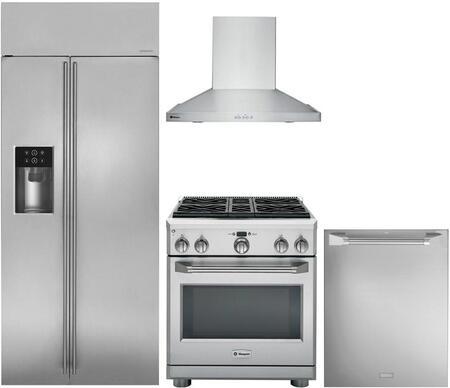 GE Monogram 889946 Kitchen Appliance Packages | Appliances Connection