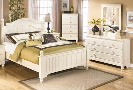 Milo Italia BR303FPSBDMC Burton Full Bedroom Sets