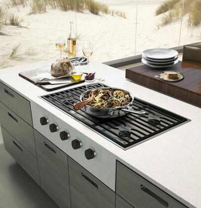 Cooktop Configuration Wolf Options Installation Sample