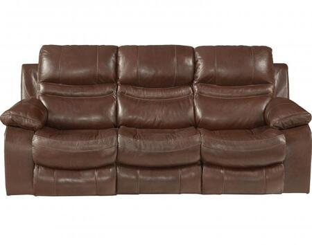Catnapper 4241128319308319 Patton Series  Leather Sofa