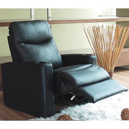Coaster 7537R Casual Wood Frame  Recliners
