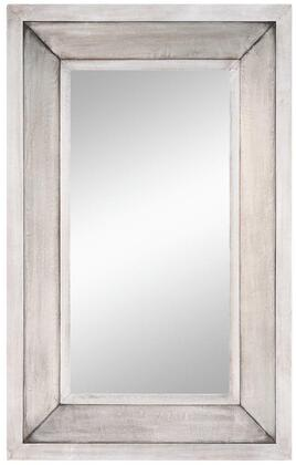 Cooper Classics 4001X Garner Mirror in Aged Silver Finish