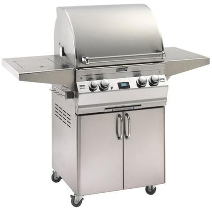 FireMagic A430S2L1N61 Post Mount Grill, in Stainless Steel