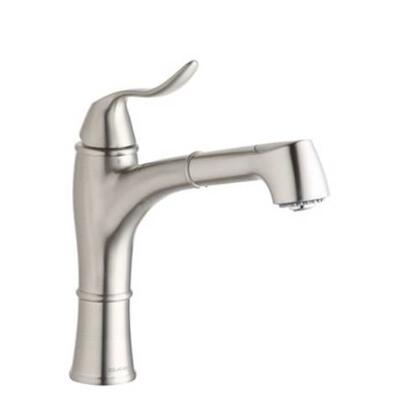 Elkay LKEC1041 Single Lever Pull-Out Kitchen Faucet