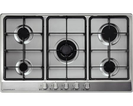 Kuppersbusch GMS95510EUL  Gas Sealed Burner Style Cooktop, in Stainless Steel