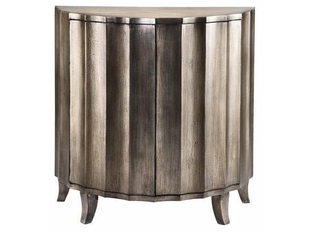 Stein World 28256 Demilune Series Freestanding Wood Cabinet