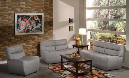 Acme Furniture 51720SLC Kainda Living Room Sets
