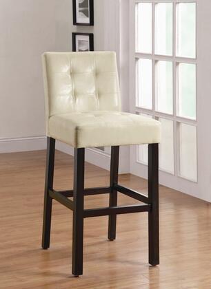 "Coaster 10257 29"" Upholstered Bar stool"