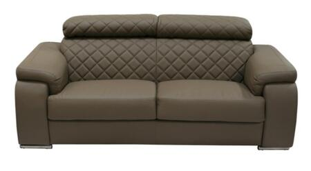 Diamond Sofa cocolovemb CCoco Series  with Bonded Leather Frame Loveseat