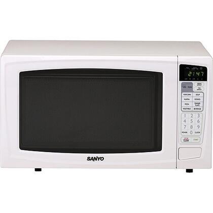 Sanyo EMS9515W Countertop Microwave