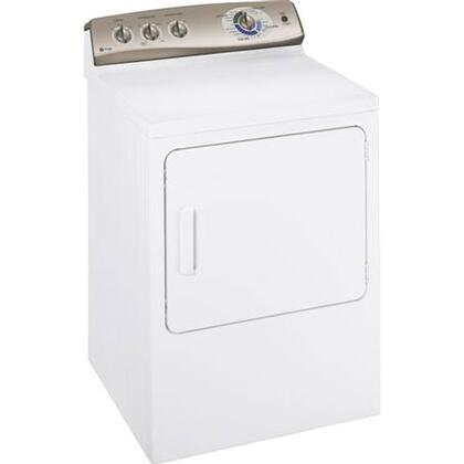 "GE PTDN600EMWT 27"" Electric Dryer"