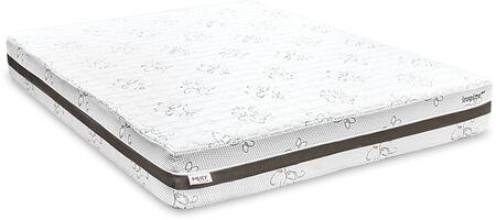 MLily INSPIRE105T Inspire Series Twin Size Memory Foam Top Mattress