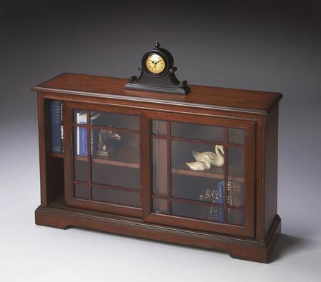 Butler 3043011Masterpiece Series  1 Shelves Bookcase