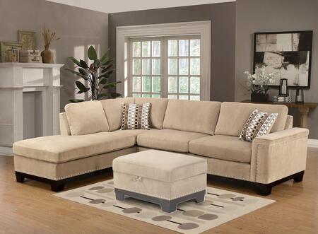 Myco Furniture OP375SECTA