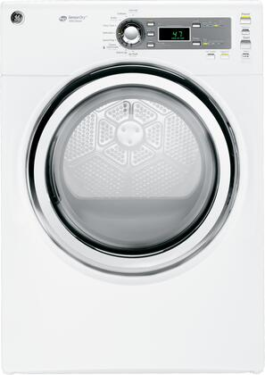 GE GFDS140EDWW  Electric Dryer, in White