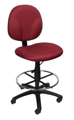 "Boss B1690BY 19.5"" Adjustable Contemporary Office Chair"
