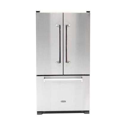 Heartland HLP36FDSS Paragon Series  French Door Refrigerator in Stainless Steel