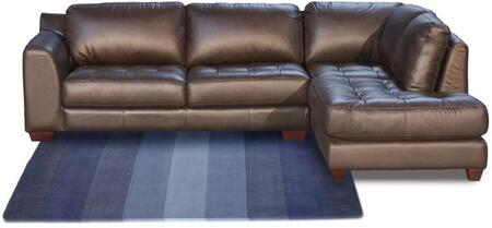 Diamond Sofa ZENRF2PCSECTM Zen Series  Sofa