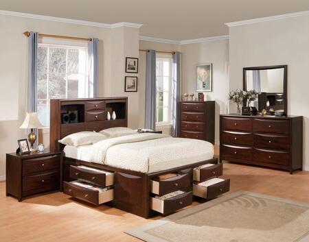 Acme Furniture 04070Q6PC Manhattan Queen Bedroom Sets