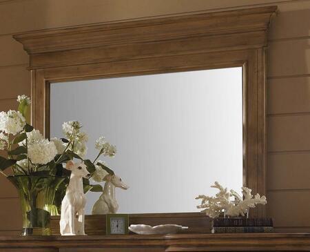 Hillsdale Furniture 1553721 Hamptons Series Rectangle Landscape Dresser Mirror