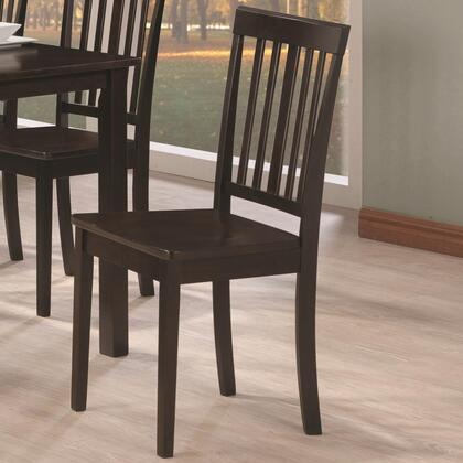 Coaster 103192 Venice Series Contemporary Wood Frame Dining Room Chair