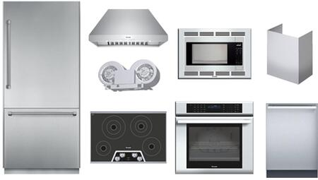 Thermador 755714 Freedom Kitchen Appliance Packages