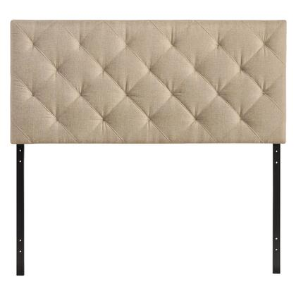 Modway MOD-5311 Theodore Twin Fabric Headboard
