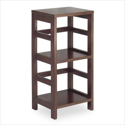 Winsome 92314Leo Series  Bookcase