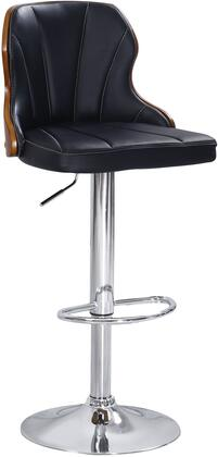 Acme Furniture 96535 Dicky Series Bycast Leather Upholstered Bar Stool