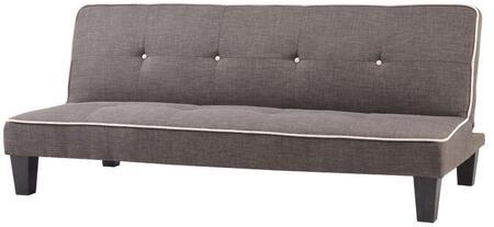 Glory Furniture G125S  Convertible Fabric Sofa