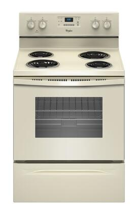 "Whirlpool WFC310S0AT 30"" Electric Freestanding 
