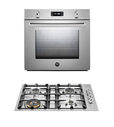 Bertazzoni 346876 Professional Kitchen Appliance Packages
