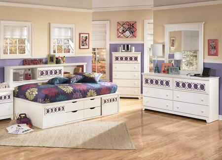 Milo Italia BR205TBSBDM Mendoza Twin Bedroom Sets