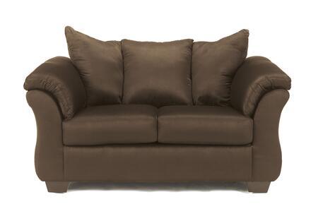 Milo Italia MI2374LS2PCKITCAFE Tristian Living Room Sets