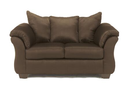 Milo Italia MI2374LS3PCKITCAFE Tristian Living Room Sets