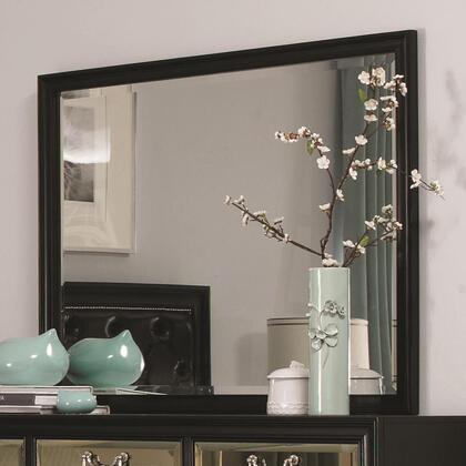 Coaster 203124 Devine Series Rectangular Landscape Dresser Mirror