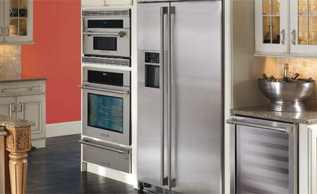 Electrolux Icon E42BS75EPS Professional Series Counter Depth Side ...
