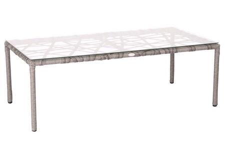 Euro Style 03385TPE Contemporary Table