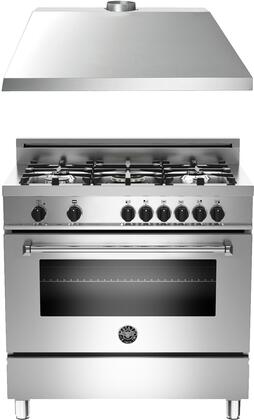 Bertazzoni 663759 Kitchen Appliance Packages
