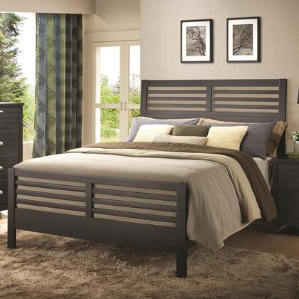 Coaster 202721KW Richmond Series  California King Size Panel Bed