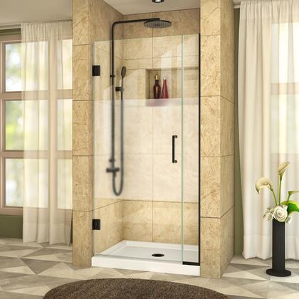 DreamLine UnidoorPlus Shower Door RS39 30 6IP 09 B HFR