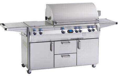 FireMagic E1060SMA1P71 Freestanding Grill, in Stainless Steel