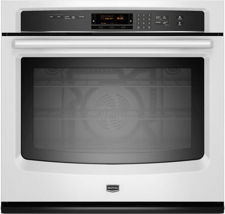 "Maytag MEW9527AW 27"" Single Wall Oven"