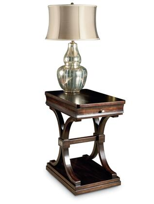 Lane Furniture 1203108 Churchill Series Traditional Rectangular End Table