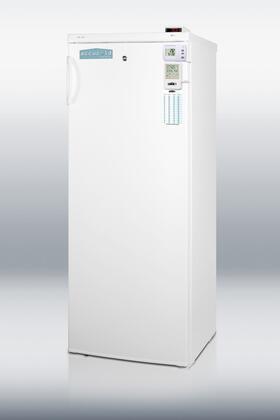 Summit FFAR9LMEDSC AccuCold Series Counter Depth All Refrigerator  in White