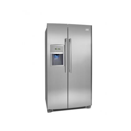 Frigidaire FPUS2698LF Freestanding Side by Side Refrigerator