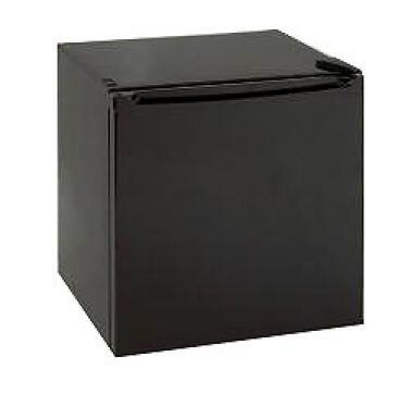 Avanti RM1721B  Compact Refrigerator with 1.7 cu. ft. Capacity in Black